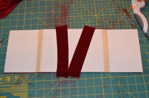 Fabric strips